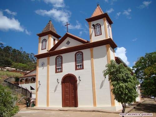 Paróquia de São Sebastião de Pedra do Anta