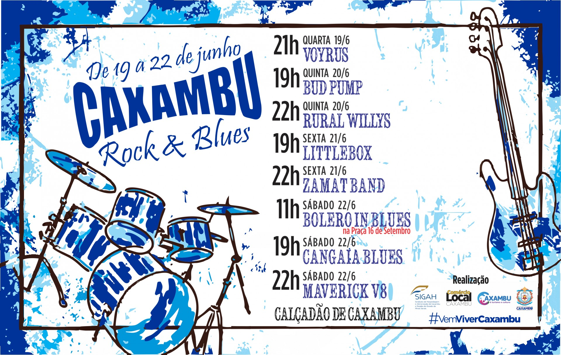 CAXAMBU ROCK & BLUES