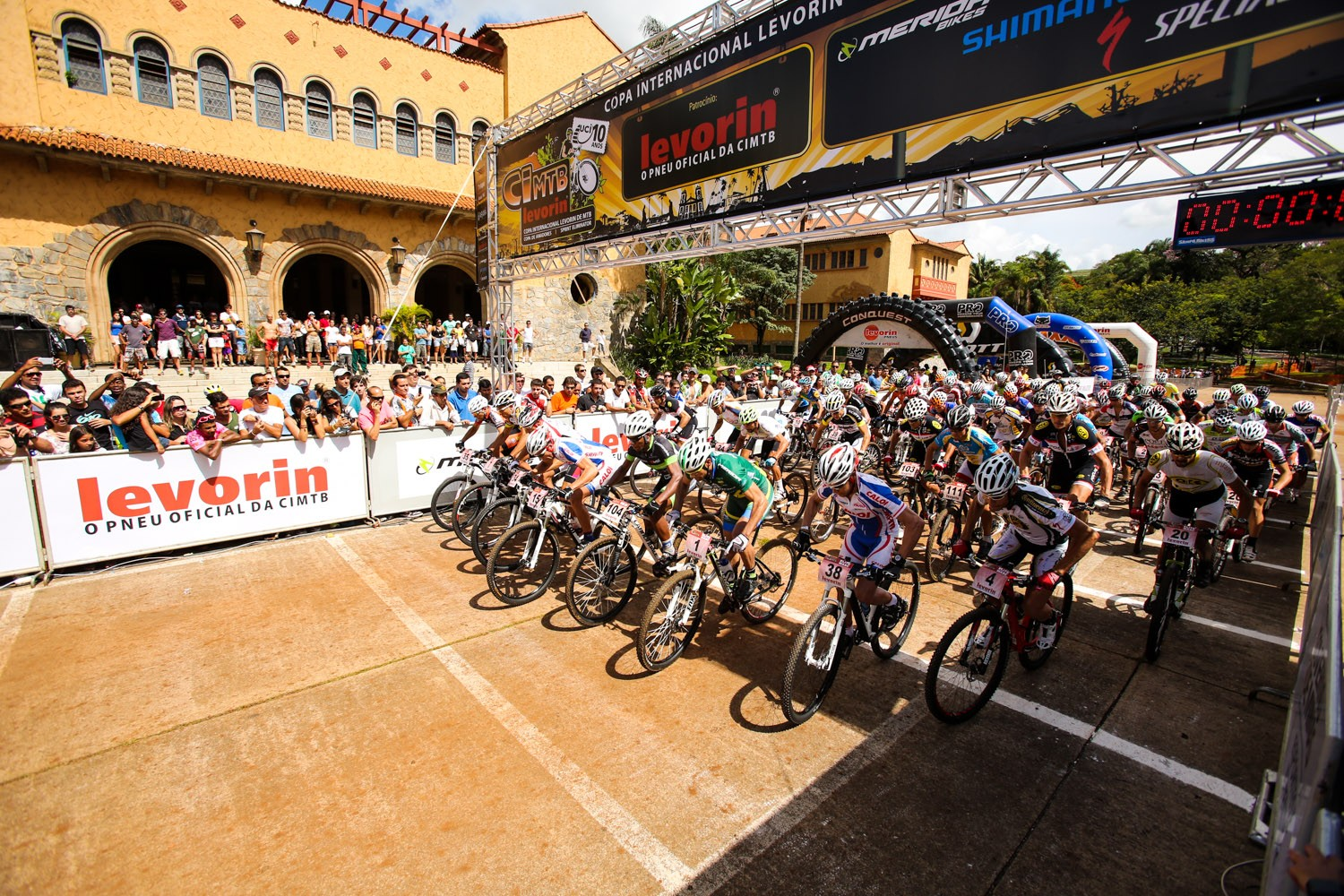 COPA INTERNACIONAL DE MOUNTAIN BIKE